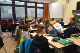 Los alumnos de 4º de la ESO, Bachiller y FP volverán a clase a partir del 25 de mayo