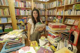 Las librerías de Palma empiezan su desconfinamiento con citas previas