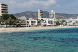 La asociación hotelera de Palmanova y Magaluf afirma que no abrirán el 11 de mayo