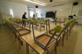 El Govern prepara un protocolo «de condiciones sanitarias» de apertura de las escuelas