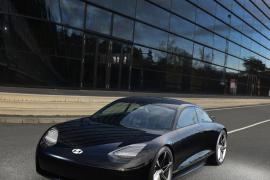 El coche fantástico 4.0 es eléctrico y viene desde Corea