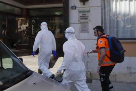 Los dos nuevos contagiados de Baleares son trabajadores de residencias