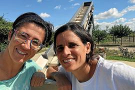 Bàrbara Mesquida y Mireia Oliver: «No consumir producto local en esta situación es un acto terrorista»
