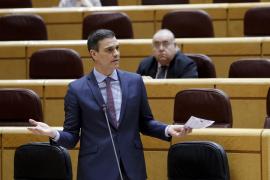 Sánchez insiste al PP: «El único instrumento para salvar vidas es el estado de alarma»
