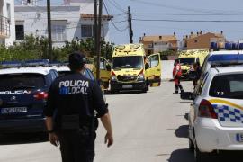 Un policía dispara contra un agresor armado en Ciudatella