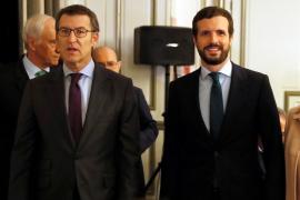 'Génova' mantiene el hermetismo sobre su voto mientras sus 'barones' se abren a una última prórroga