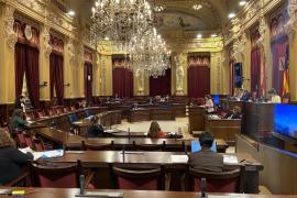 Aprobado en el Parlament el decreto de medidas urgentes