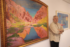 Horacio Sapere rinde «un homenaje al cuadrado» a Clemente Padín