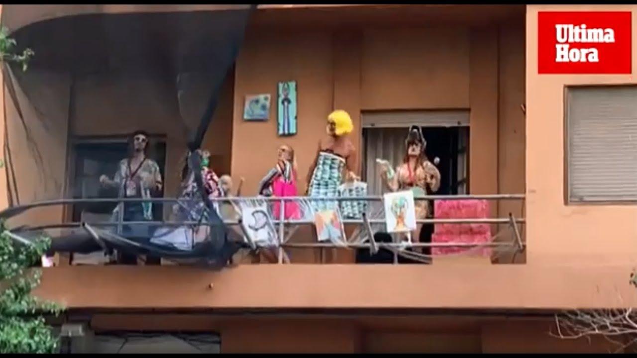 Últimas sesiones de balcón en Palma