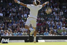Los favoritos cumplen en Wimbledon