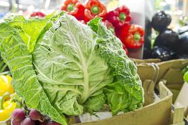 La oferta de frutas y verduras locales en las grandes superficies no llega al 20 %