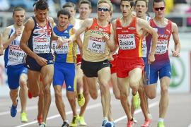 David Bustos busca medalla y billete olímpico
