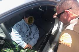 La policía detiene a un niño de 5 años que conducía el coche de sus padres para ir a comprarse un Lamborghini
