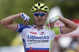 Sagan se impone al sprint en la primera etapa del Tour de Francia