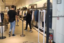 Inditex reabre este jueves sus primeras tiendas