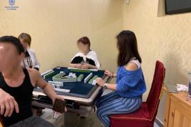 Desmantelado un local de juego ilícito en un restaurante de Palma