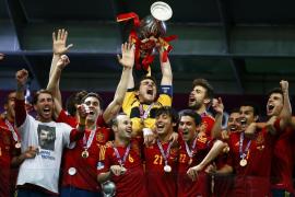 España se convierte en leyenda