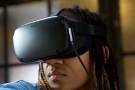 Facebook está preparando una versión más ligera de sus gafas de realidad virtual Oculus Quest