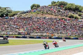 El circuito Jerez acogerá dos carreras del Mundial de Motociclismo el 19 y 26 de julio
