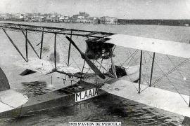 La primera escuela de hidroaviación de España