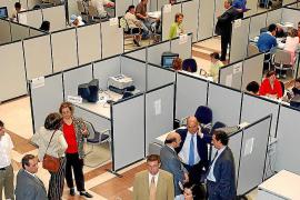 Macrooperación policial contra el cobro fraudulento del desempleo