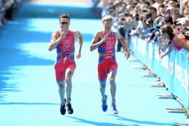 Mario Mola: «Mi ilusión es volver a competir durante este año»