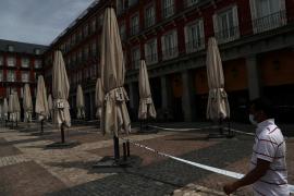 Madrid presenta la documentación para solicitar pasar a la fase 1