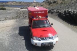 Cadáver hallado en Menorca
