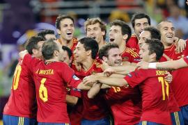 Una sola acertante predijo la goleada de España en la final de la Eurocopa