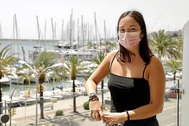 El descanso del guerrero: sanitarios aislados en Mallorca