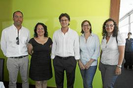 Encuentro de Joves Empresaris con Frederic Mudoy