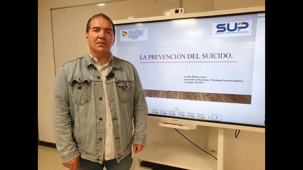 Avelino Brañas (psicólogo): «Es importante romper falsos mitos y hablar del suicidio con claridad»