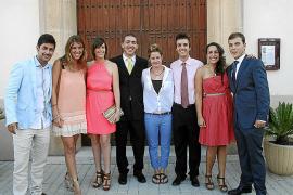 Fiesta graduación CESAG