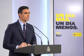 Sánchez: «Si es en la misma provincia, se puede ir a un hotel o a una segunda residencia»