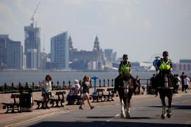 Reino Unido se mantiene como el país más castigado por la pandemia en Europa