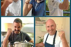 Calentando fogones: chefs de Mallorca preparan su 'regreso'