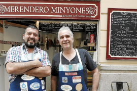 Merendero Minyones sube la persiana con novedades