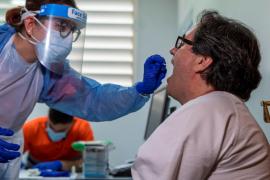 Salut comienza a hacer test a los pacientes con síntomas leves de coronavirus