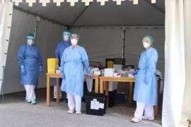 Salud comienza a hacer test a los pacientes con síntomas leves de coronavirus