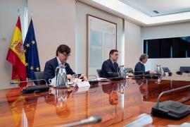 Sánchez se reúne con los presidentes tras la polémica por el ritmo de la desescalada