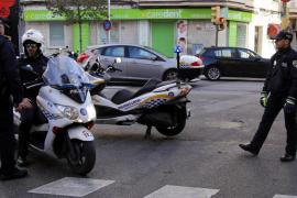 Cuatro personas detenidas en Palma en víspera de la fase 1