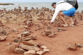 Montículos de piedras: una moda «nefasta»