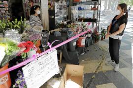 Aluvión de encargos en las floristerías de Las Ramblas