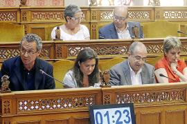El PSIB presenta la labor de Salom en el Consell como «un año perdido para Mallorca»