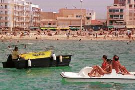 EMAYA tratará residuos recogidos por pescadores de Palma para reciclarlos