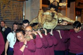 Vía Crucis de la Agrupación de Penitentes Santo Cristo de la Agonía