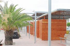 El Consistorio se hace cargo de los jardines de Ports ante la pasividad del Govern