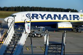 Ryanair retomará el 1 de julio el 40% de sus vuelos