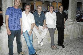 Toni Bisanyes y Martí Saez presentan su CD