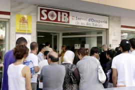 Balears encabeza la bajada del paro en junio, con 5.237 desempleados menos
